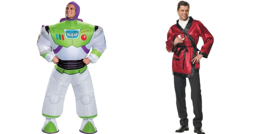 toy story and bachelor Halloween costumes