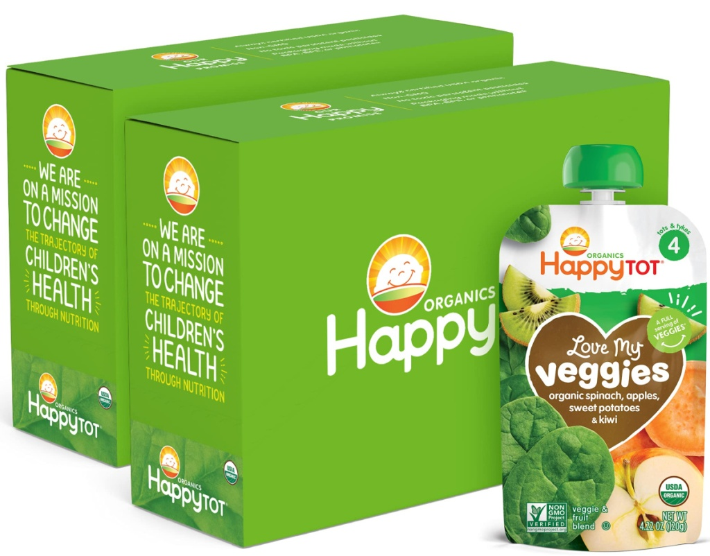happy tot baby food boxes