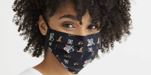 New Vera Bradley Harry Potter Collection Available | Reusable Face Masks from $8 Shipped (Reg. $24)