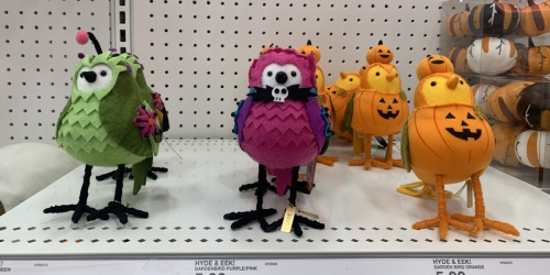 Our Favorite Halloween Decor Items From Target That Are Bound to Sell Out – Starting at $3!
