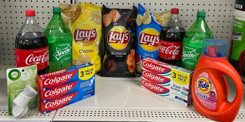 *HOT* 15 Grocery, Household & Personal Care Items Only $10.95 at Dollar General (9/4 Only – Just Use Your Phone)