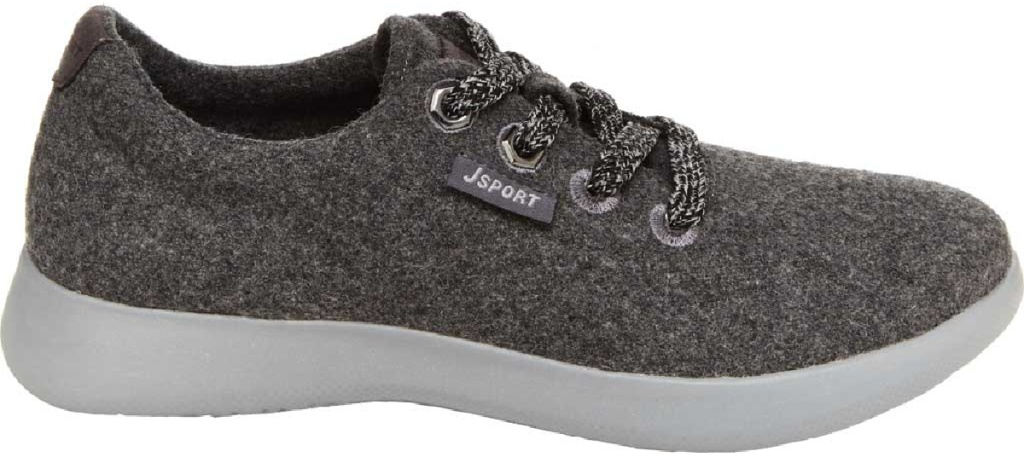 gray jsport shoe