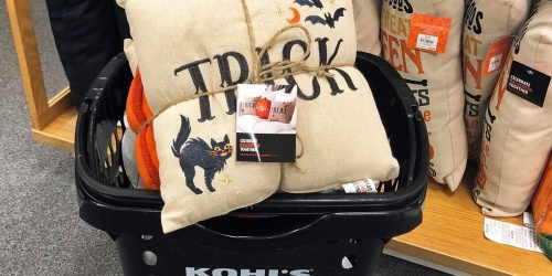 Up to 40% Off Your Entire Kohl's Purchase & Get Kohl's Cash (Check Your Inbox!)