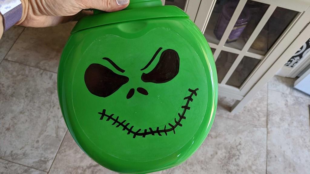 halloween diy gain laundry detergent pod container