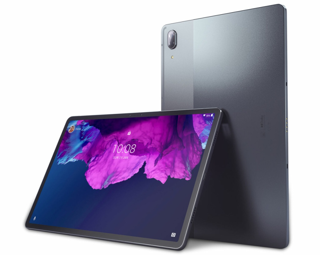 lenovo 11.5 tablet front and back