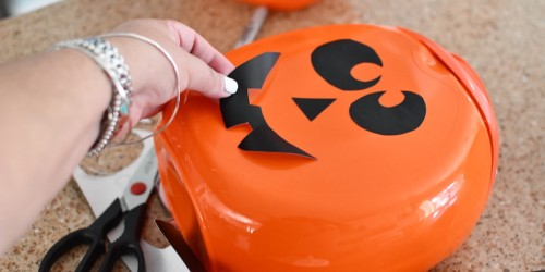 Recycle Empty Laundry Detergent Containers into DIY Halloween Decorations!