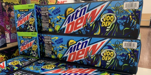 Try the New 2021 Mountain Dew Secret Mystery VooDew Flavor