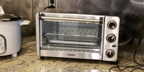 Save BIG With Amazon Warehouse Deals | $40 Off 4-Slice Toaster Oven & More