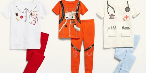 Old Navy Baby & Toddler Pajamas from $6 | Cheap & Easy Costume Ideas!