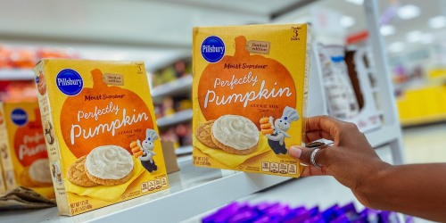 Pillsbury Perfectly Pumpkin Cookie Mix Just $1.89 at Target