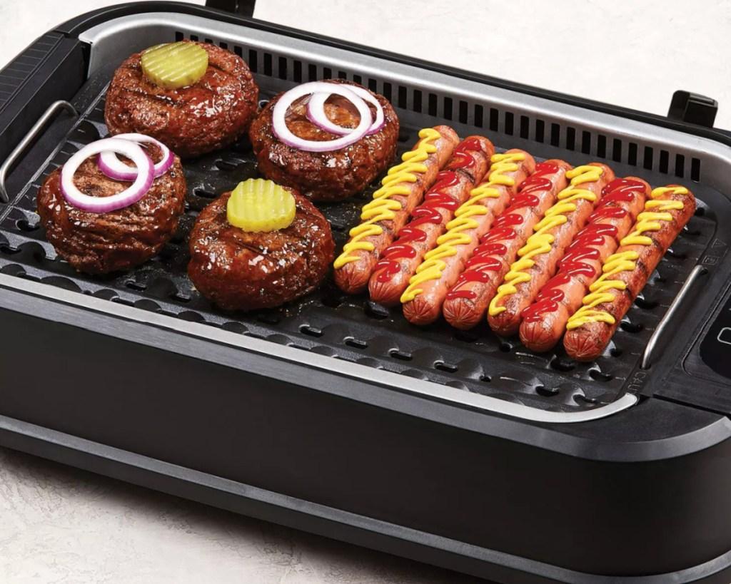 power XL smokeless grill