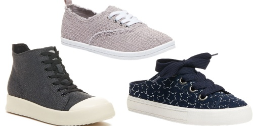 Rocket Dog Slip-On Sneakers from $14.99 on Zulily.com (Regularly $45)