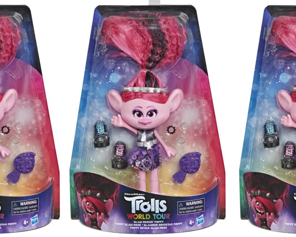 rockin poppy doll