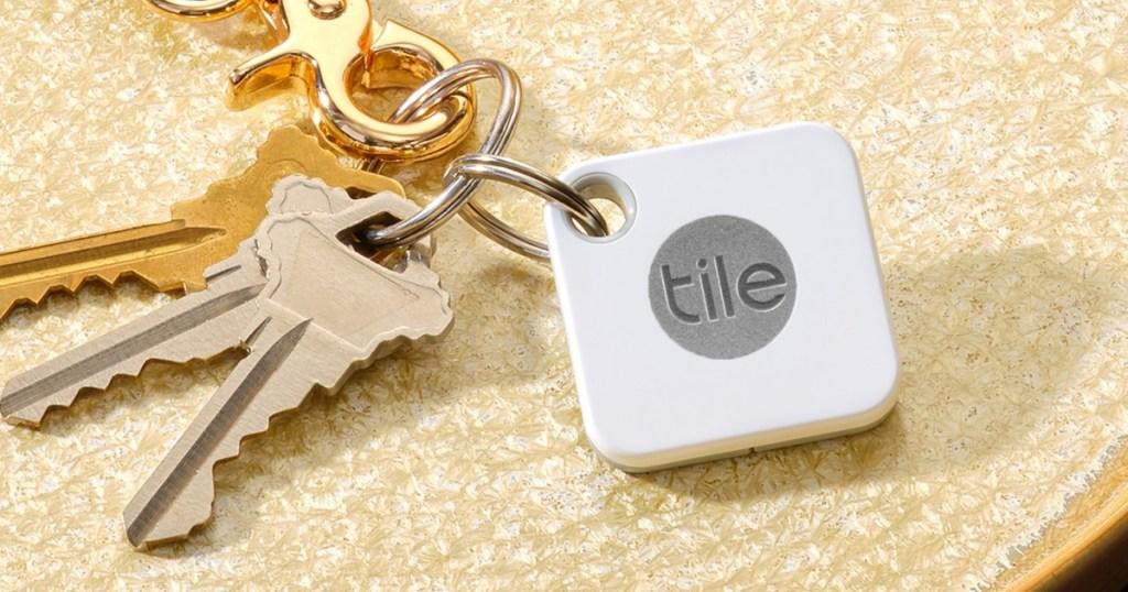 tile tracker on keys