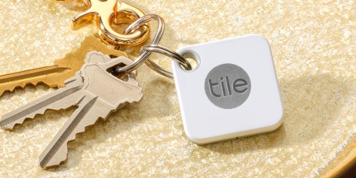 Tile Bluetooth Trackers from $4.99 Shipped (Regularly $25) | Keep Track of Your Phone, Keys, Wallet & More