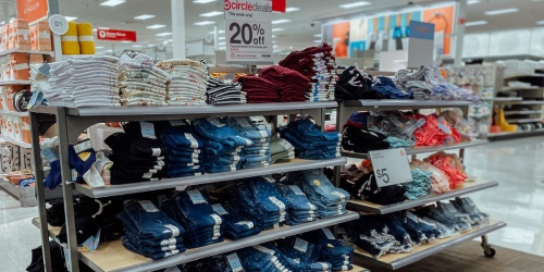 20% Off Cat & Jack Kids Apparel at Target | Tops from $3.20, Jeans from $6.40