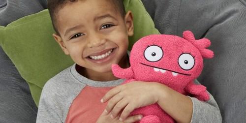 UglyDolls 13″ Large Moxy Stuffed Plush Toy Only $6.30 on Walmart.com (Regularly $20)