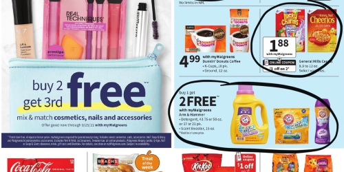 Walgreens Ad Scan for the Week of 9/12/21 – 9/18/21 (We've Circled Our Faves!)