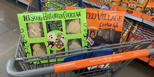 Halloween Cookie Kits Just $8.98 at Walmart (In Store Only)
