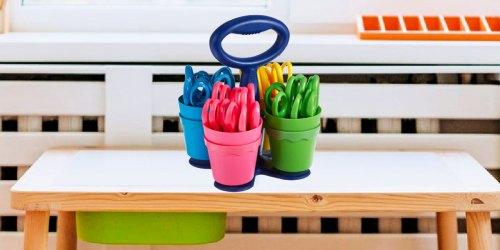 Westcott Caddy w/ 24 Kids Scissors Only $14 on Walmart.com (Regularly $39)