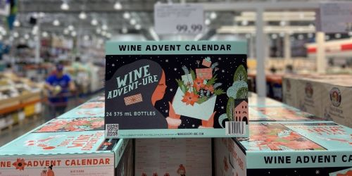 These Popular Wine Advent Calendars are Back at Costco!