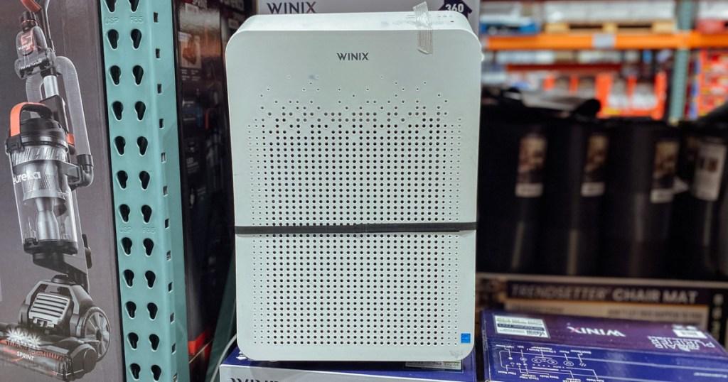Refurbished Winix Air Purifier W/ Wifi Lone $69.99 Shipped On Woot.com (regularly $130)