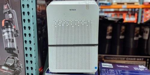 Refurbished Winix Air Purifier w/ Wifi Only $69.99 Shipped on Woot.com (Regularly $130)