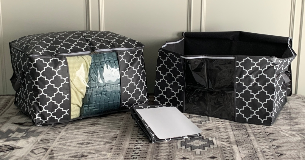 2 storage bags