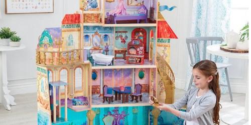Disney Princess Ariel Undersea Kingdom Dollhouse Only $114.74 on Zulily.com (Regularly $300)