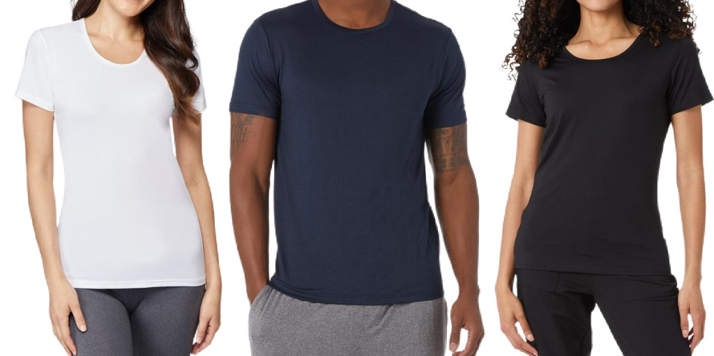 32 Degrees T-Shirts for men and women