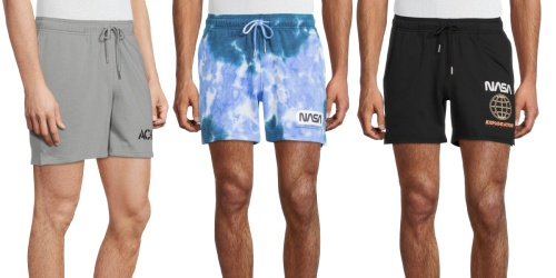 Men's Fleece Shorts Only $5 on Walmart (Regularly $15)