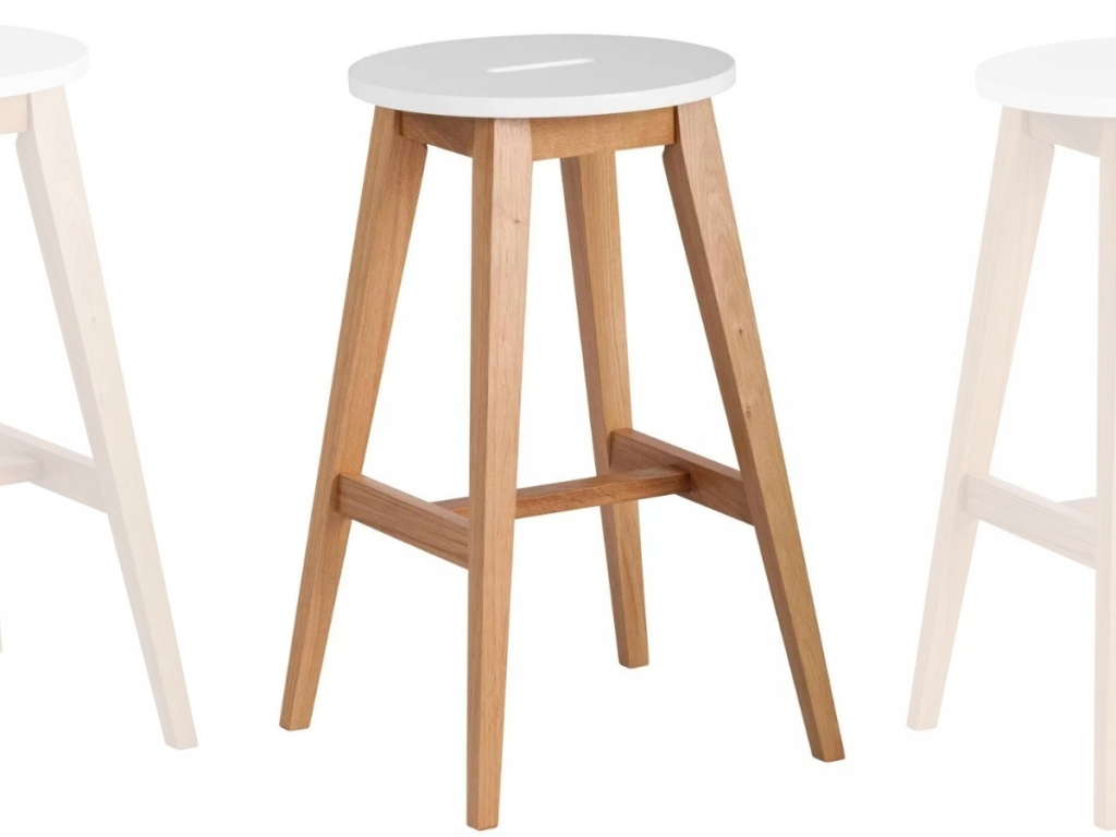 Adore Decor Baylyn Counter Height Barstool