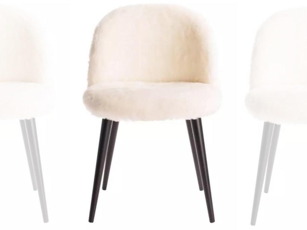 Adore Decor Cami Vanity Chair