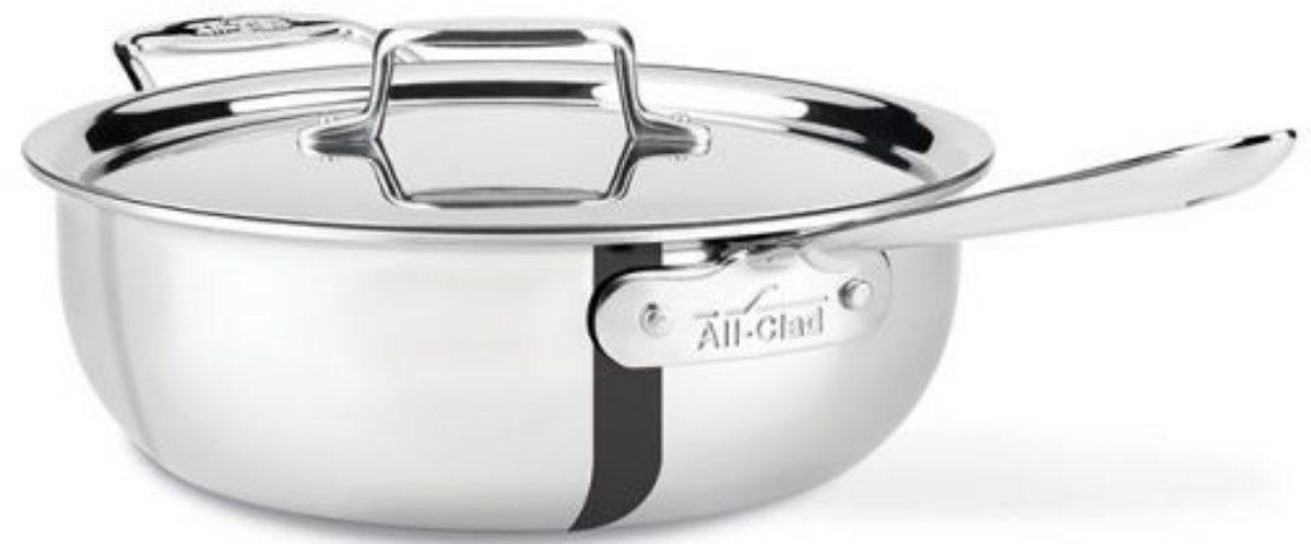 All-Clad 4-Quart SD5 Essential Pan (Second Quality