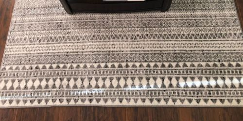 nuLOOM 4′ x 6′ Modern Area Rug Just $25.77 Shipped on Amazon