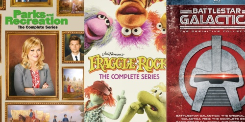 Up to 60% Off TV Collections on Amazon | Downton Abbey, Parks & Recreation, & Much More