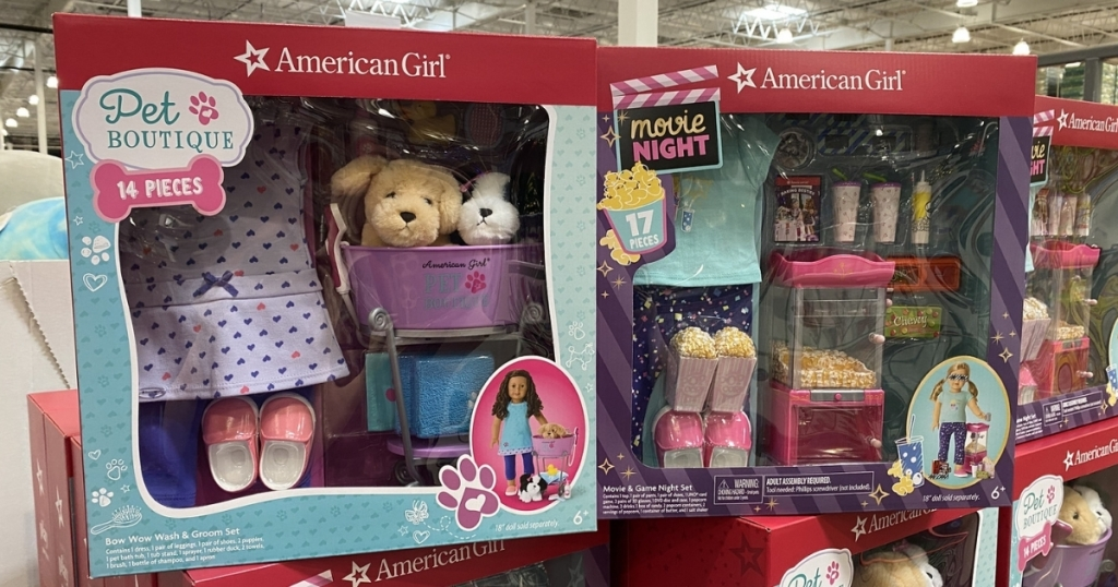 american girl accessories sets