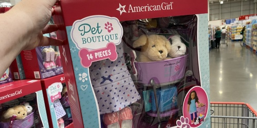 American Girl Doll 17-Piece Accessories Sets Only $59.99 at Costco