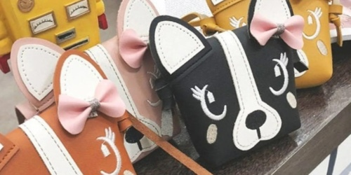 Kids Animal Crossbody Bags Just $14.99 Shipped on Jane.com | Unicorn, Leopard, Butterfly & More