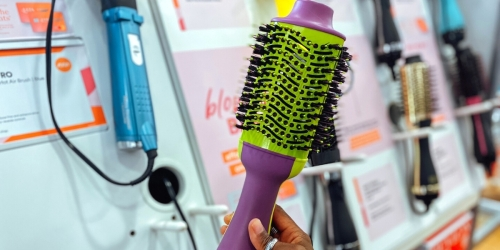 ULTA's Gorgeous Hair Event   50% Off Bed Head Dryer Brush, Redken Styling Products & More