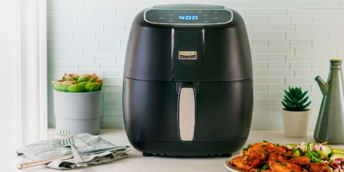 Bella Pro 4-Qt Touchscreen Air Fryer Only $39.99 Shipped at BestBuy.com (Regularly $70)
