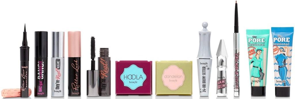 Benefits Cosmetics 12-Piece The More The Merrier Beauty Advent Calendar Set