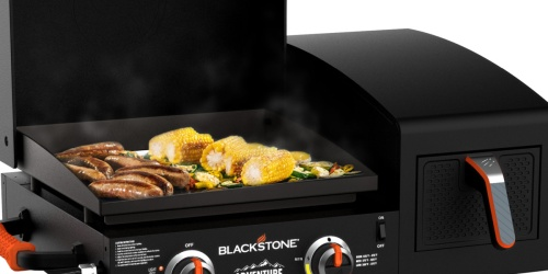 Blackstone Griddle w/ Electric Air Fryer Just $192 Shipped on Walmart.com (Regularly $247)   Early Black Friday Deal