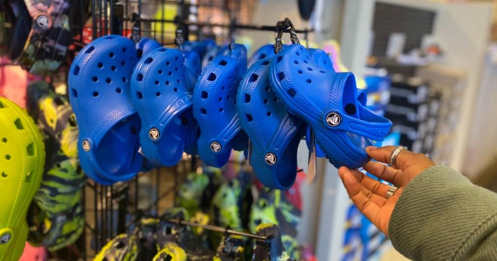 50% Off Crocs For The Full Household