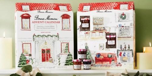 Bonne Maman Advent Calendar Just $33.99 w/ Free World Market Store Pickup
