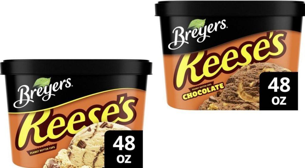 Breyers Reese's Ice Cream