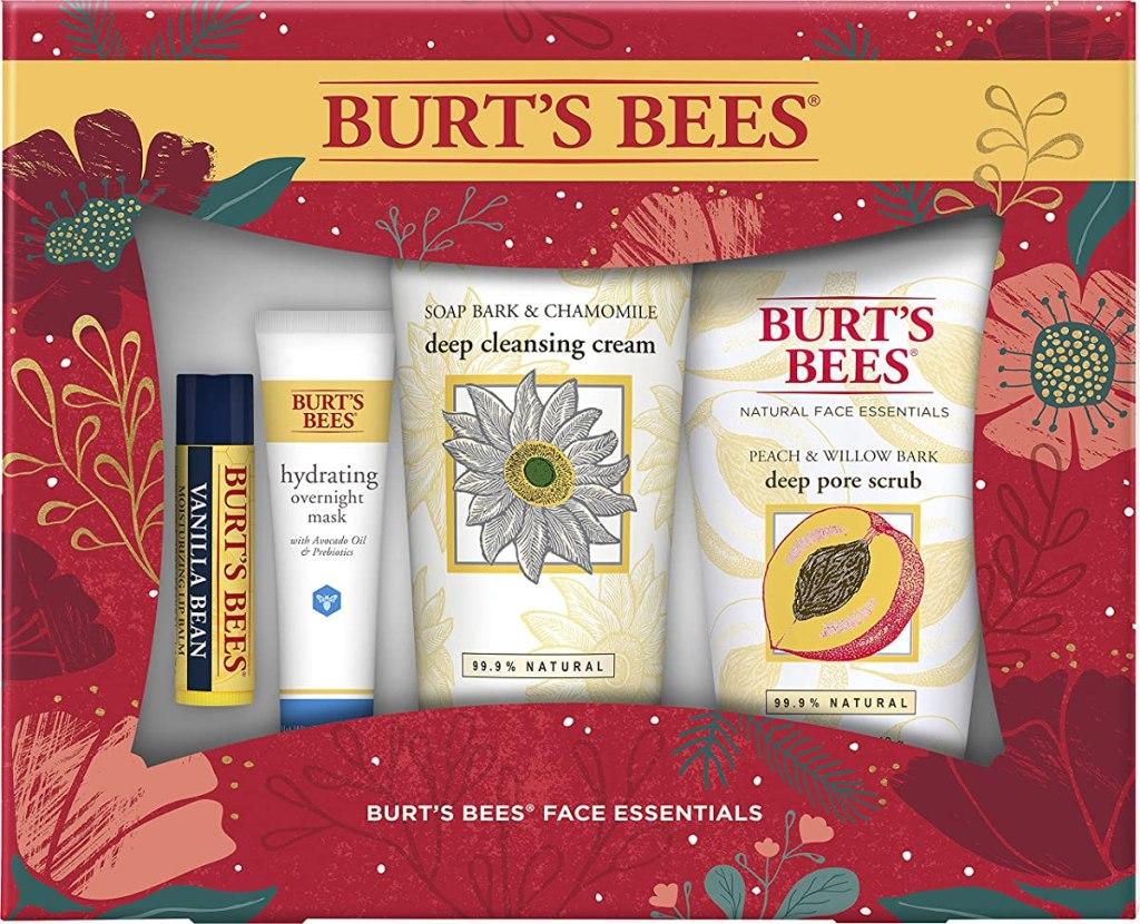 Burt's Bees Face Essentials Gift Set