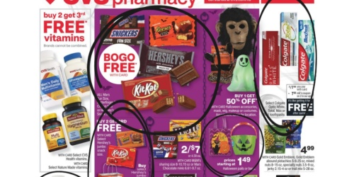 CVS Weekly Ad (10/24/21 – 10/30/21) | We've Circled Our Faves!