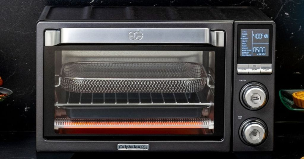 Calphalon Air Fry Convection Oven Lone $169.99 Shipped On Amazon (regularly $300)