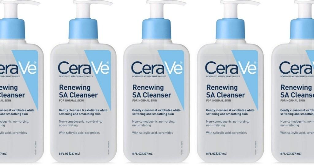 CeraVe SA Cleanser 8oz Bottle